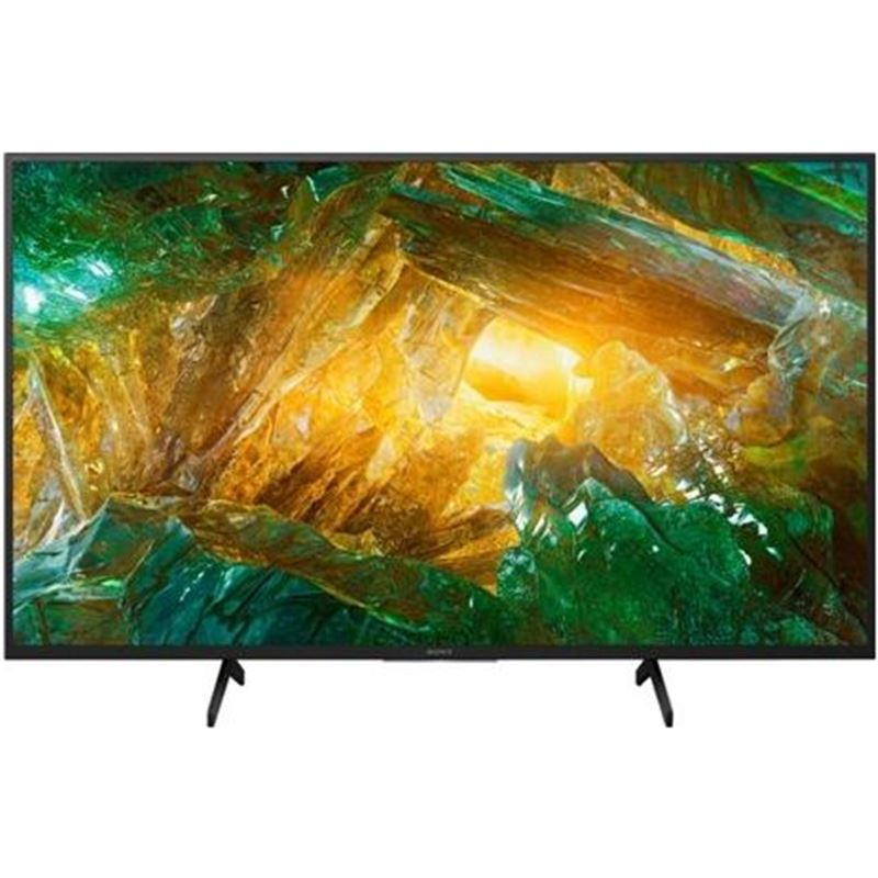 Sony KD49XH8096 lcd led 49'' 4k hdr x-reality pro processor x1, android tv - 4548736113800