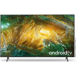 Sony KD85XH8096 lcd led 85'' 4k hdr x-reality pro processor x1, android tv - KD85XH8096
