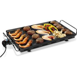 Princess plancha de cocina table grill xxl 2500 w 36 x 60 102325.01.005 - 102325