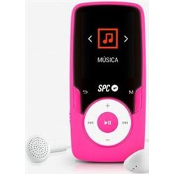 Reproductor mp4 Spc pure sound extreme 8598P/ 8gb/ pantalla 1.8''/ radio fm/ - SPC-MP4 PS EX 8GB PK