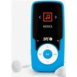 Reproductor mp4 Spc pure sound extreme 8598A/ 8gb/ pantalla 1.8''/ radio fm/ - SPC-MP4 PS EX 8GB BL