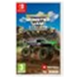 Juego Nintendo switch monster jam steel titans 2 para ninte 1063567 - A0035580
