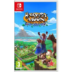 Juego Nintendo switch harvest moon: one world 10005229 - 10005229