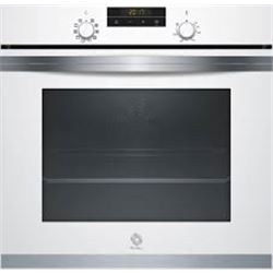 Horno indep 60cm Balay 3HB4331B0 blanco 71l a Hornos independientes - 3HB4331B0