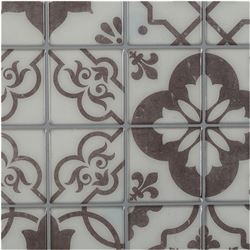 Atmosphera sticker decorativo modelo azulejo gris 3560239687528 - 83638 #19