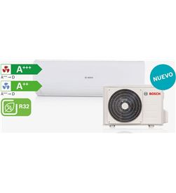 Bosch 7731200360 aire 1x1 3010f/c inv mural climate rac 5000 3.5kw blanco - 4062321104580-0