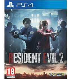 Sony 1028519 juego para consola ps4 resident evil 2 remake - 1028519