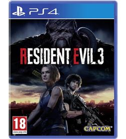 Juego para consola Sony ps4 resident evil 3 remake 1049616 - 1049616