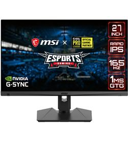 Monitor gaming ips 27 Msi optix mag274qrf 1ms/165hz/1xdp/2 9S6-3CA88A-020 - 9S6-3CA88A-020