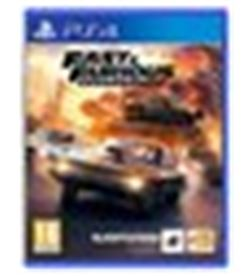 Juego Sony ps4 fast furious crossroads 113541 Juegos - A0029845