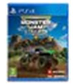 Sony 1063564 juego ps4 monster jam steel titans 2 para ps4 - A0035579