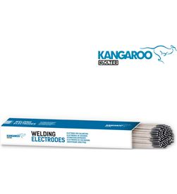 Kangaroo electrodo inox e316l diam.2mm paquete 2kg (178ud) by solter 8435442601737 - 82910